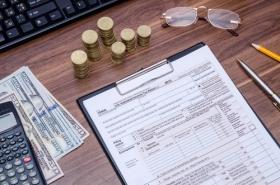 Wie betaalt de personenbelasting na scheiding?