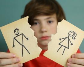 Op TV: wat scheiden met zich brengt voor kinderen