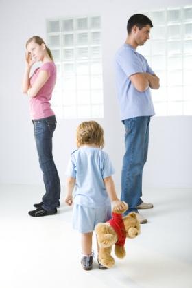 """Echtscheiding: van """"het kind alleen bij mij"""" naar """"onze regeling"""""""