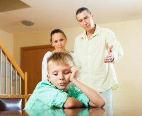 Bij wie gaat het kind wonen na scheiding? Over hoor-recht gesproken