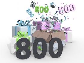 800 abonnees op de nieuwsbrief van erkend bemiddelaar Eric