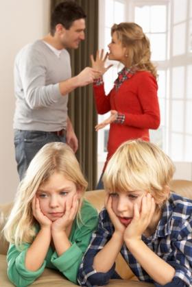 Vechtscheiding of echtscheiding door de ogen van een kind
